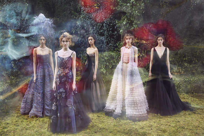 Dior Haute Couture SS17_Group shot