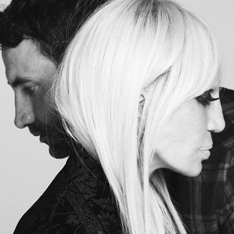 Givenchy - Donatella Versace