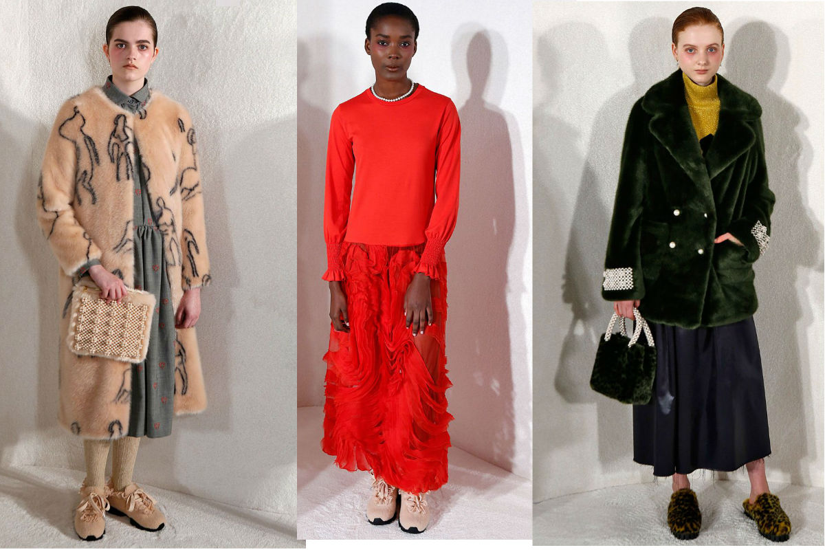 shrimps london fashion week The Cheat Sheet