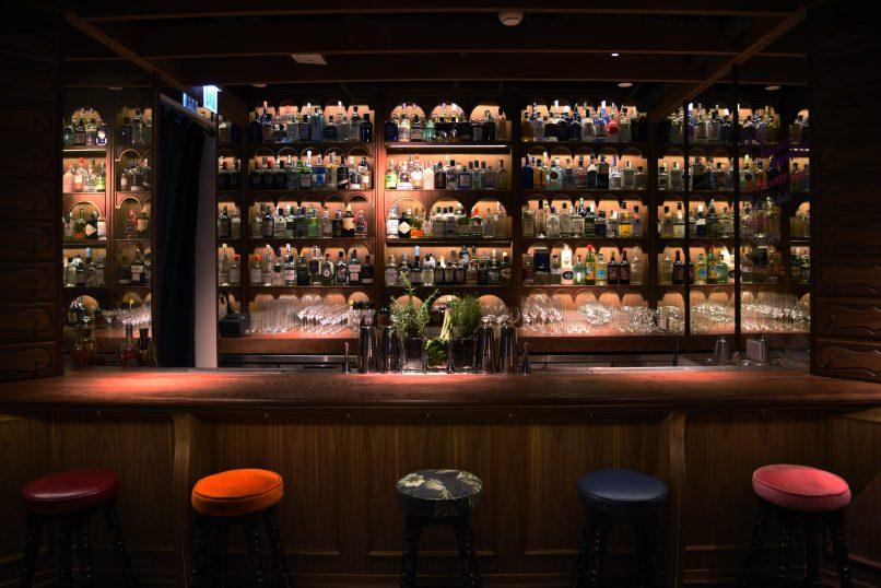 Dr. Fern's Gin Parlour Hong Kong's best gin bars