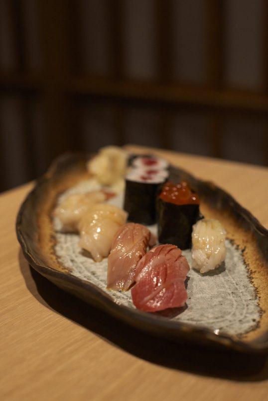 isetan - sushi azabu