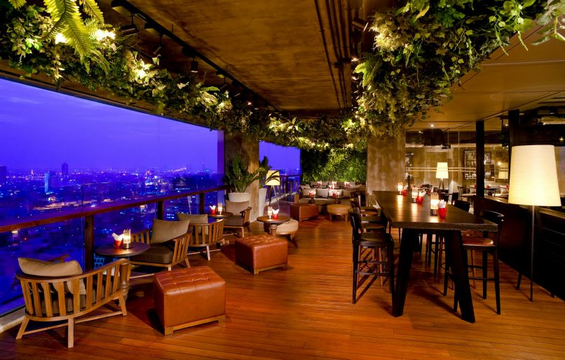 These are bangkok s best wine bars lifestyleasia bangkok for The terrace restaurant and bar