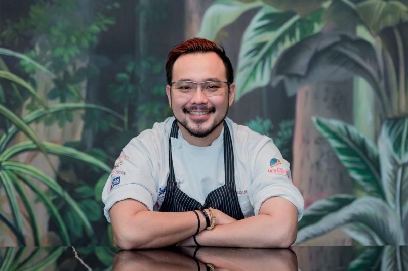 define food-chef malcolm goh