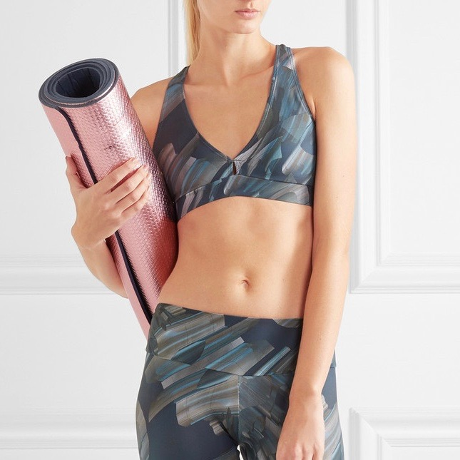 Bodyism metallic yoga mat The Cheat Sheet