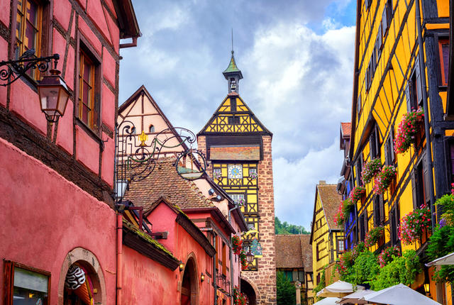 Tale as old as time 5 fairytale places in europe to visit Colmar beauty and the beast