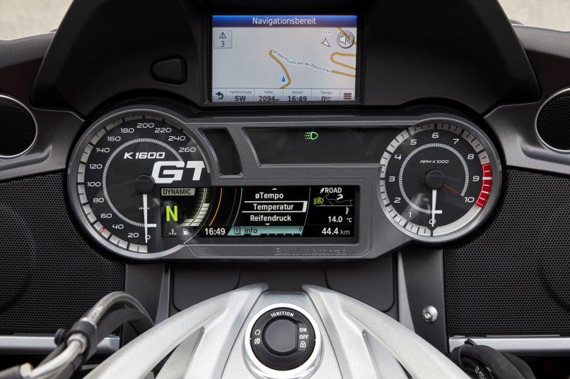 BMW K 1600 GT-navi