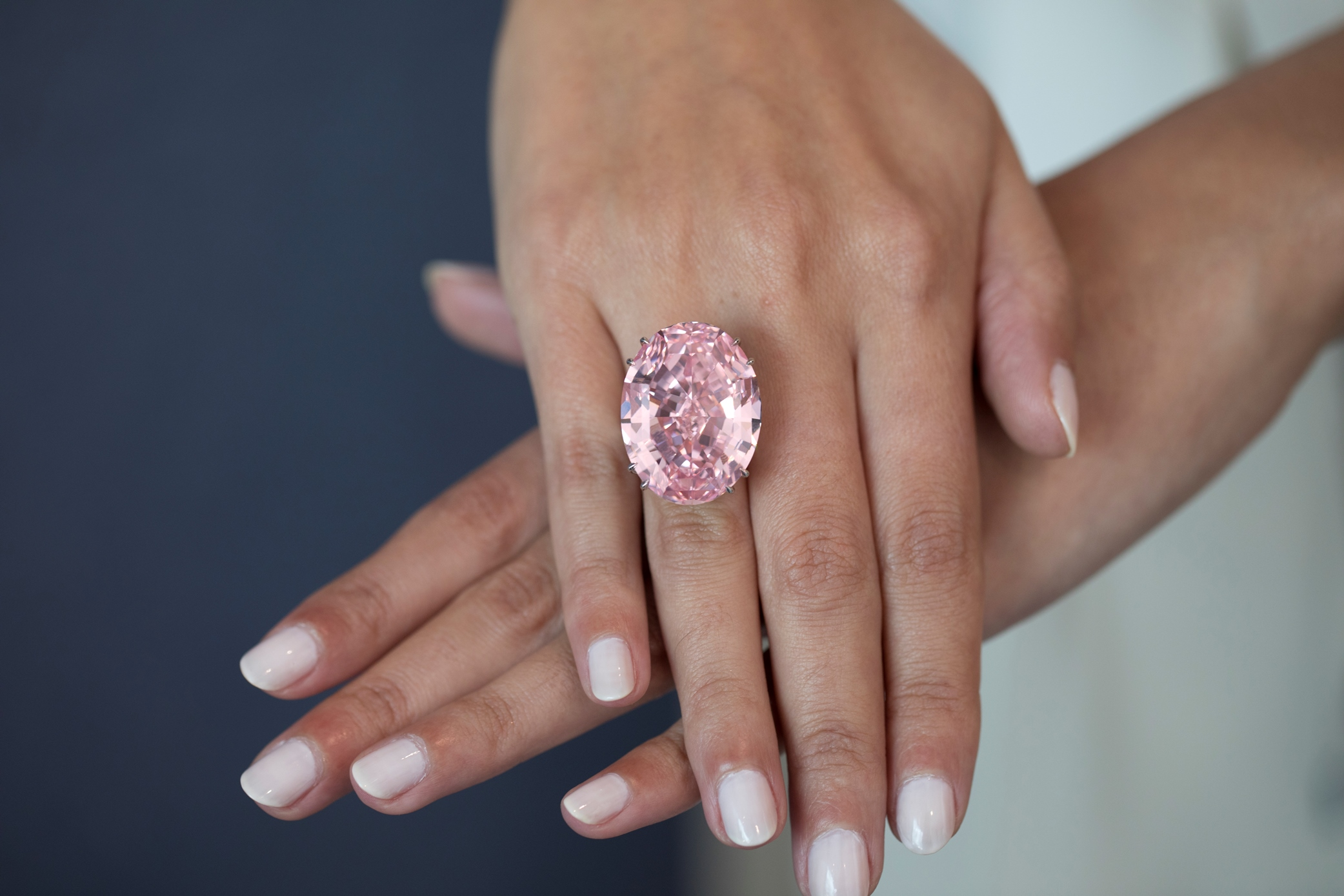 the pink star world's most expensive diamond