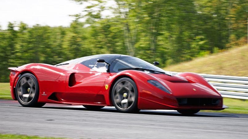 2006 Ferrari P4/5 - Scuderia Cameron Glickenhaus SCG 003S