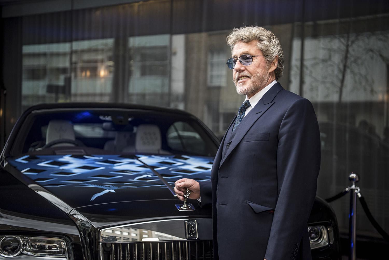 Rolls Royce Inspired by British Music bespoke Wraiths The Cheat Sheet