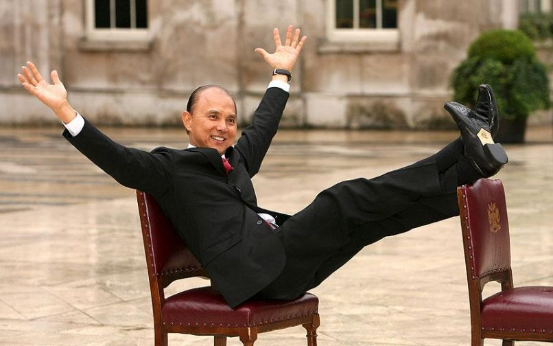 Designer Jimmy Choo On The Importance Of Being Nice