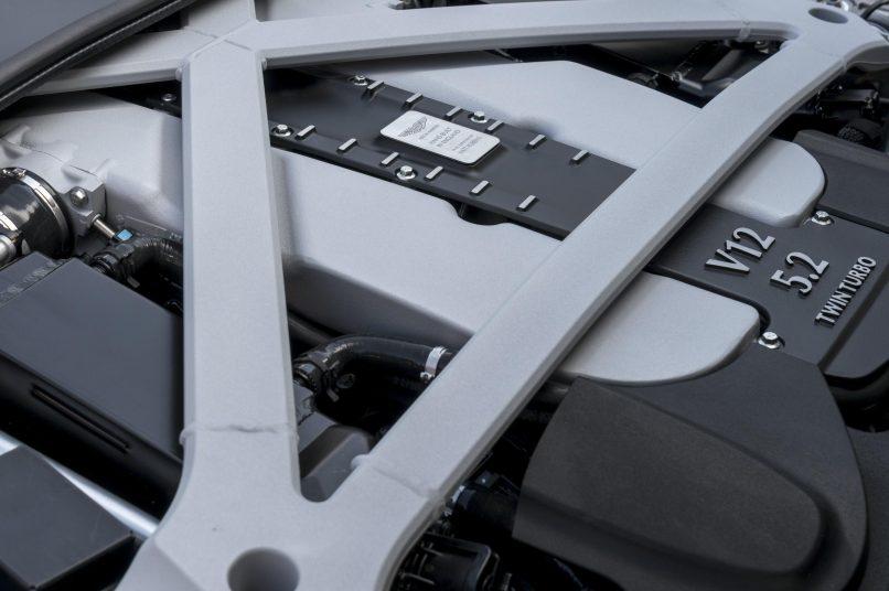 Aston Martin DB11 engine