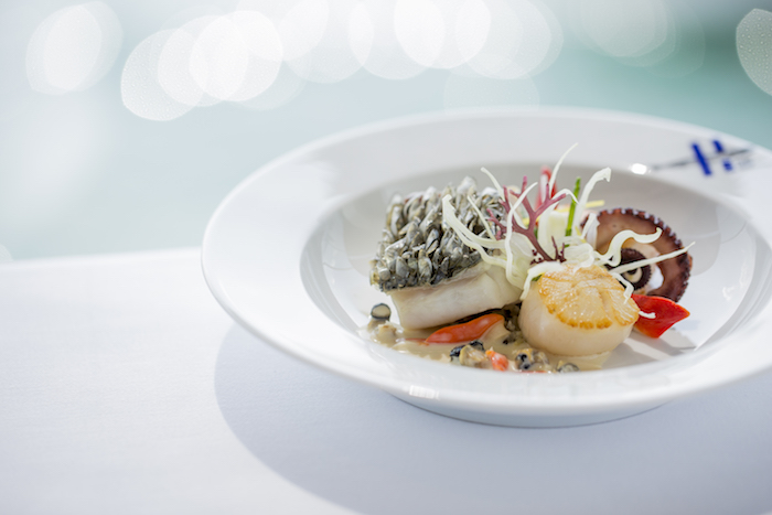 Rech by Alain Ducasse Sea Bass
