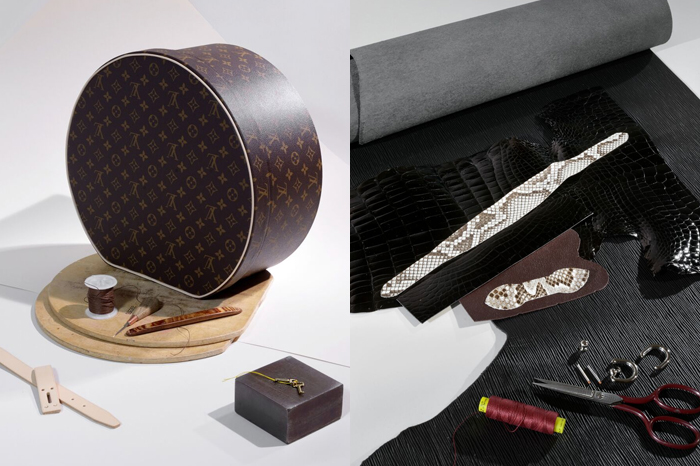 Louis Vuitton's new 'Time Capsule' exhibition