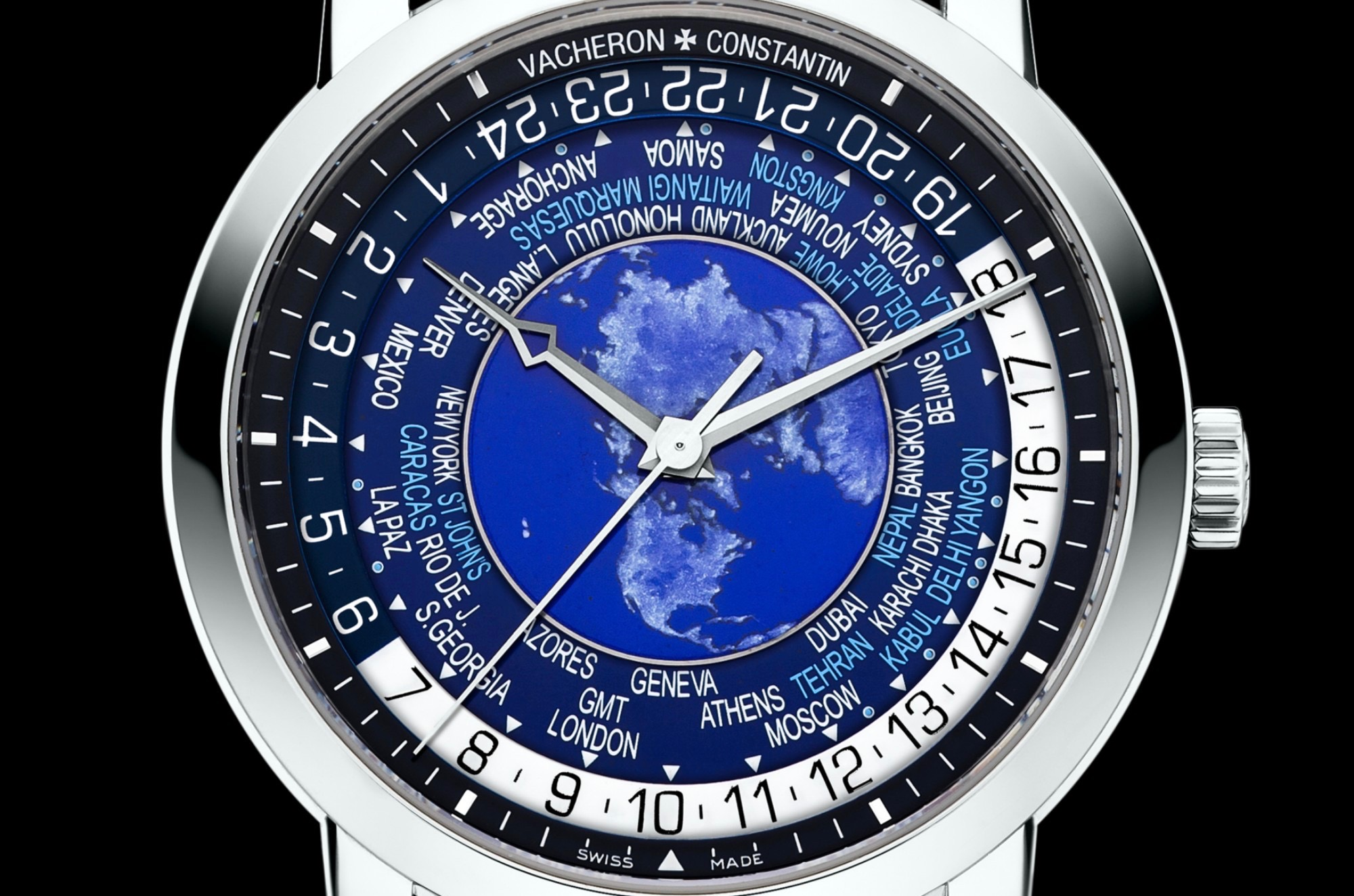 Vacheron Constantin Traditionnelle World Time The Cheat Sheet