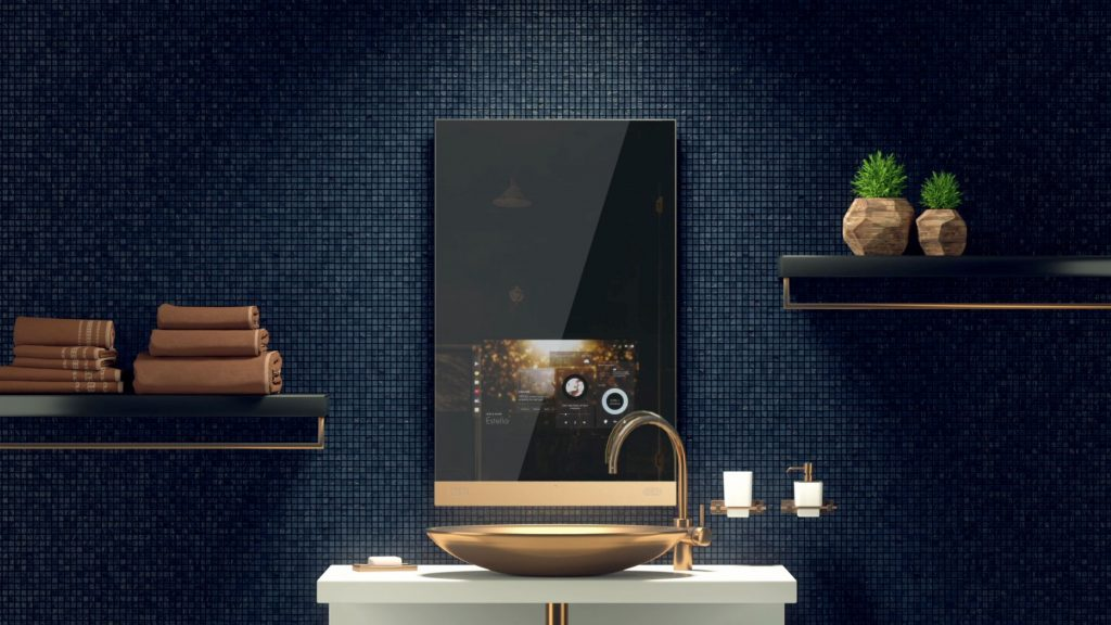 The World S First Luxury Smart Mirror Is Here To