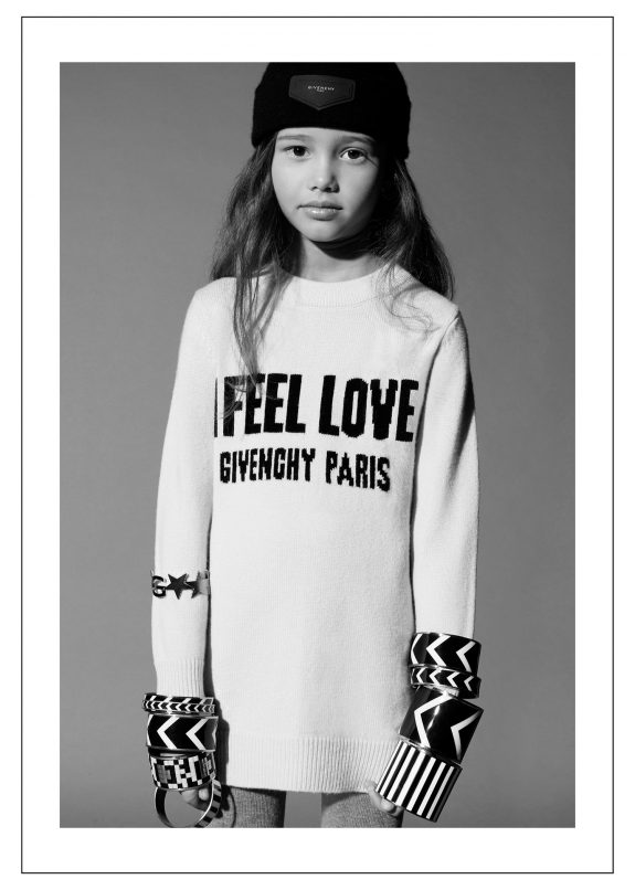 Givenchy children's collection FW17