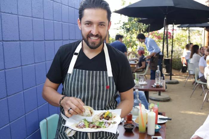 Chef Esdras Ochoa