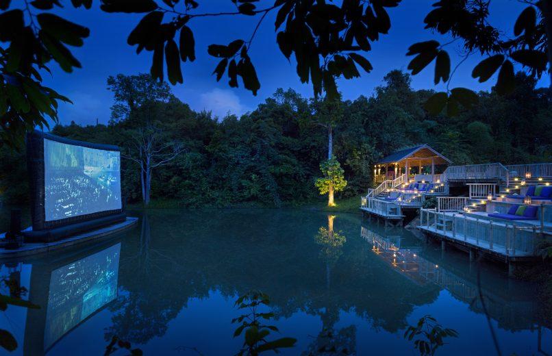 Soneva Kiri Koh Kood - Cinema Paradiso