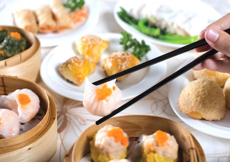Shang Palace - Dim Sum in Bangkok - Chinese food in Bangkok