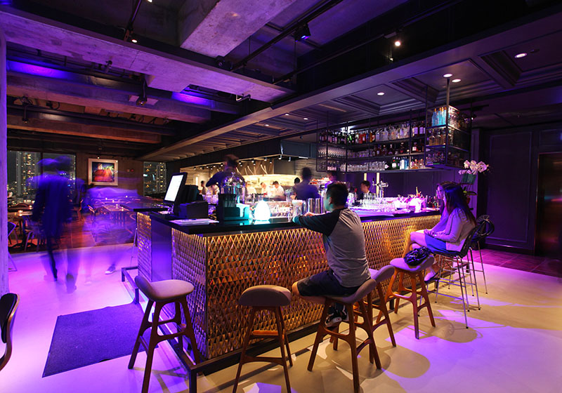 Townhouse Bangkok - new Bangkok restaurants