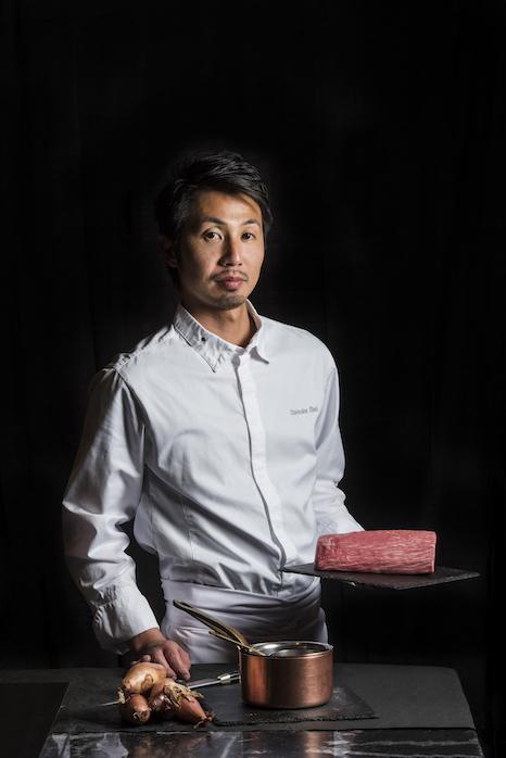 Chef Daisuke Mori