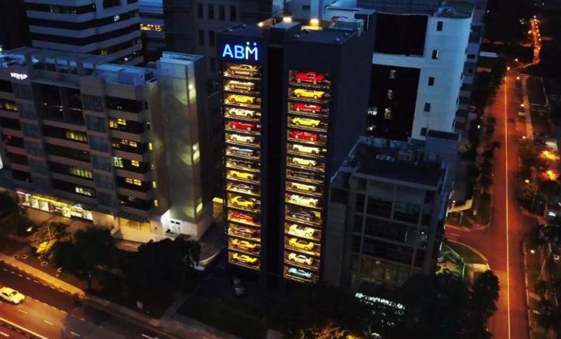 Autobahn Motors car vending machine Singapore