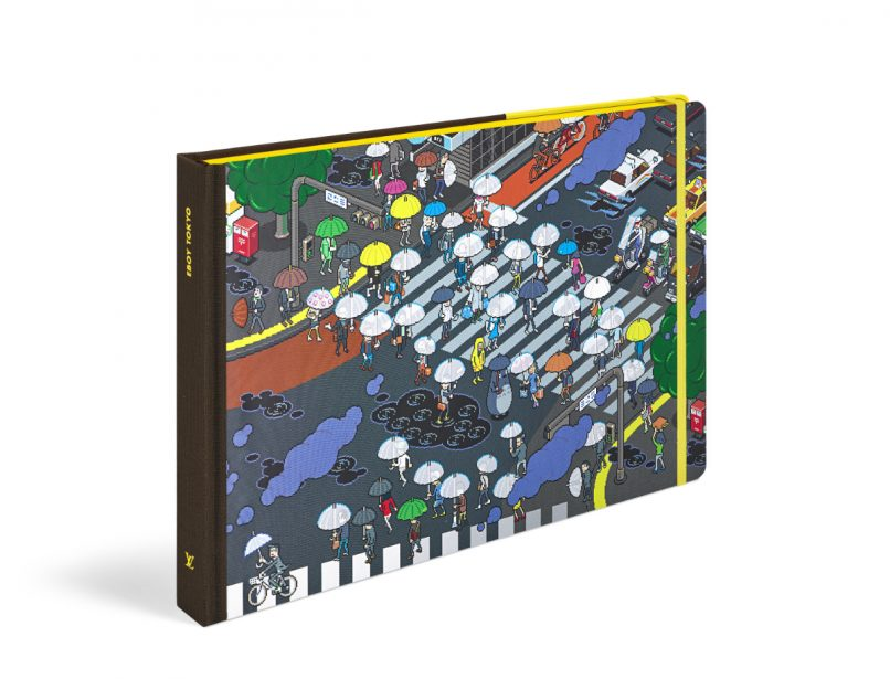 Louis Vuitton Travel Books