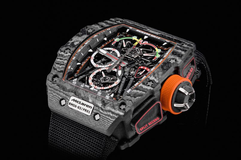 Richard Mille 50-03 McLaren F1 Watch