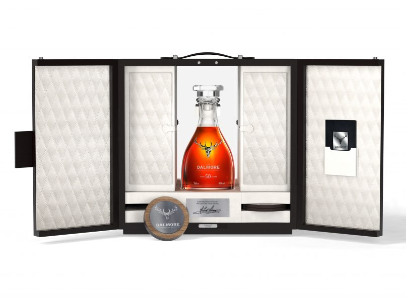 richard paterson dalmore 50 years
