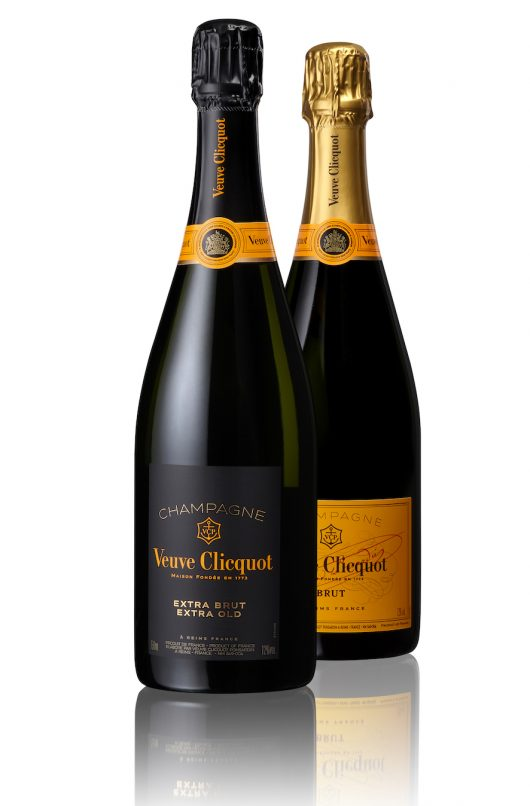 veuve clicquot extra brut extra old champagne