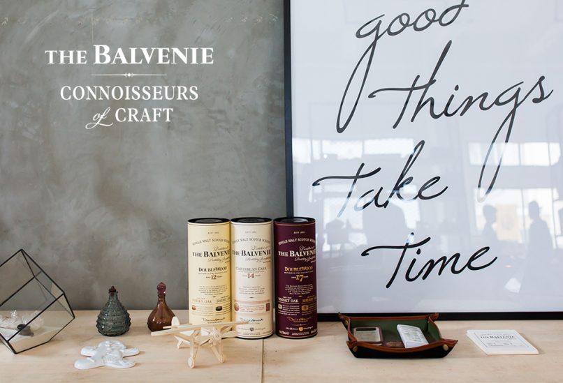 balvenie Connoisseurs of Craft 2017