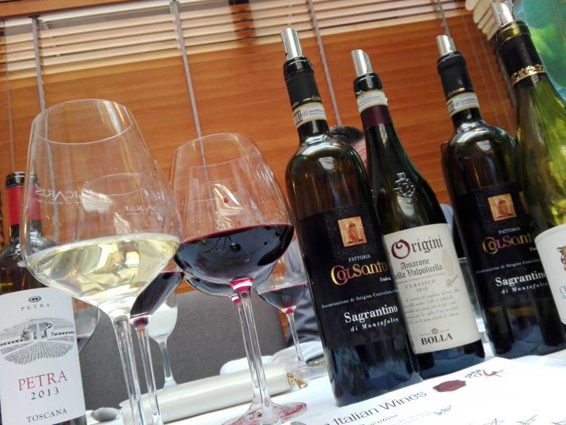 Gambero Rosso Wine Roadshow