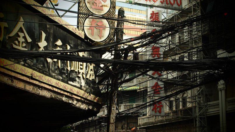 Bye Bye Chinatown Bangkok