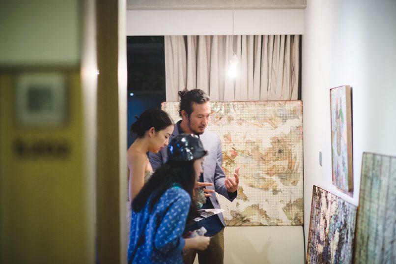Hotel Art Fair 2017 Volve Hotel Bangkok
