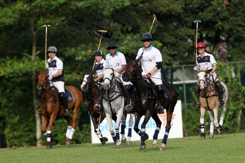 sentebale royal salute polo cup hrh prince harry singapore 2017