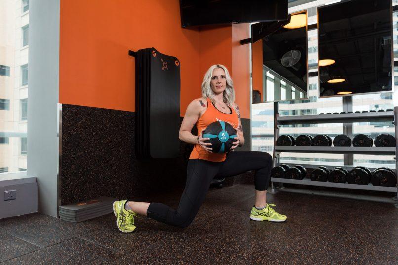 Sarina Taylor Orangetheory Fitness
