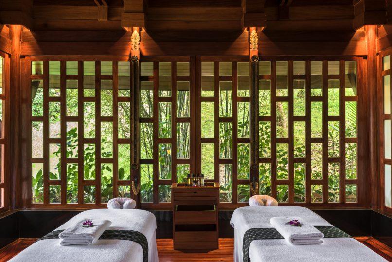 Spa Treatment Room, Amanpuri