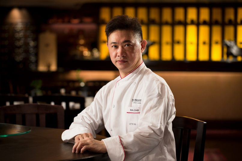 Chef Gordon Leung of Michelin-Starred Spring Moon