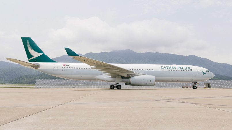 world's best airlines cathay pacific
