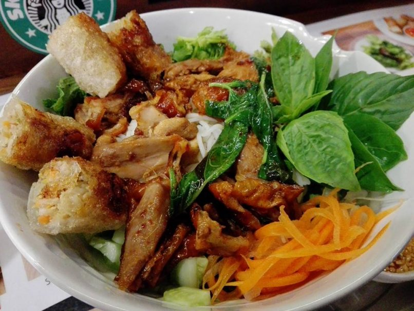 Eastbound, Vietnam noodle bowl, The Commons and 72 Courtyard
