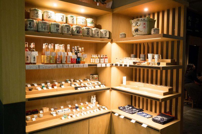Orihara Shoten Bangkok Japanese sake