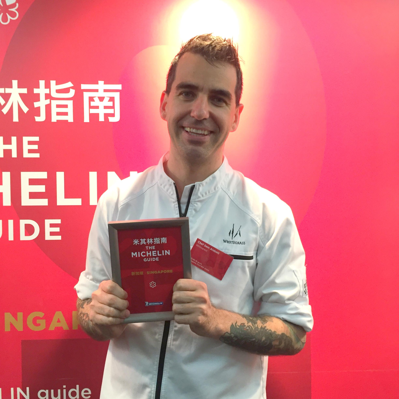 Michelin Guide Singapore 2017