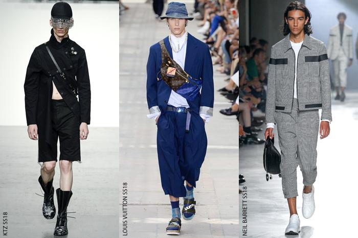 Men's fashion - the Bumbag