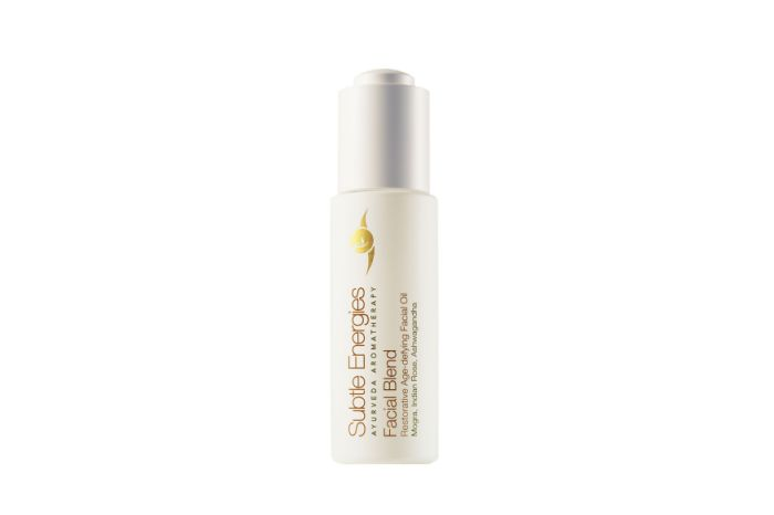 ayurveda aromatherapy - Subtle Energies skincare - facial blend
