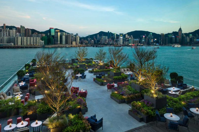 Where to Drink in Hong Kong - Red Sugar