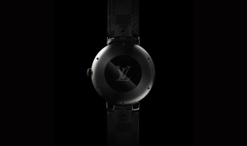 Louis Vuitton Tambour Horizon Graphite_Dos