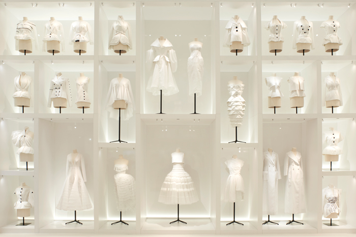 'Christian Dior, Designer of Dreams' exhibition