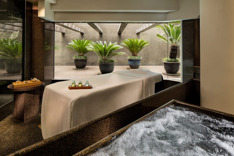 Summer Spa Treatments - Plateau Spa, Grand Hyatt Hong Kong