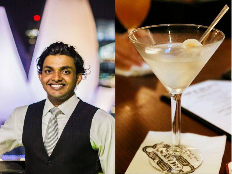 morton's martini