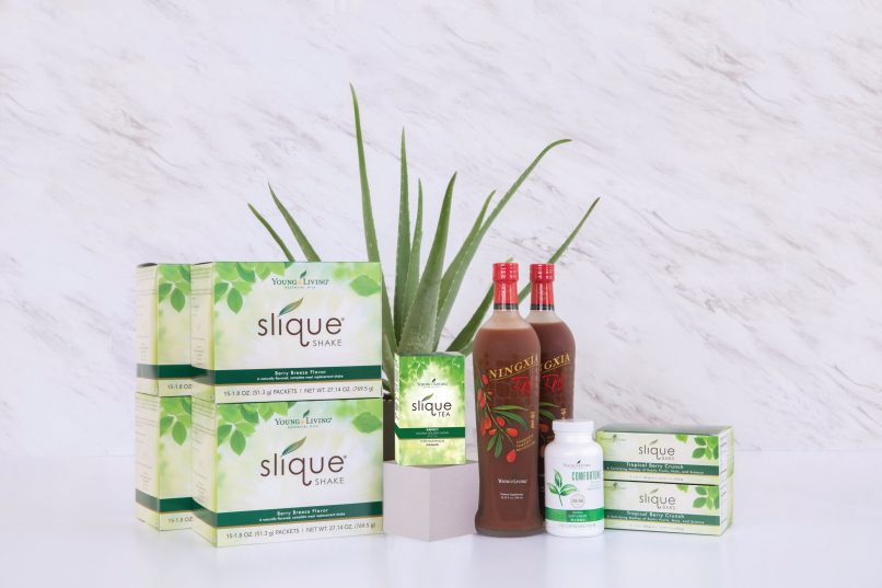 Young Living - Slique range health foods